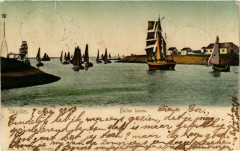Ymuiden - Buiten Haven - Saililing Vessels Ships France
