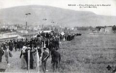 12 Millau Fetes D'Aviation Et De La Mutualite 6,7 Et 8 Mai 1911 (Belle Anima France