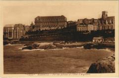 Biarritz Le Port des Pecheurs et Hotel d'Angleterre France - Anglet