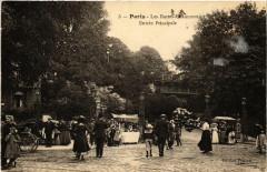 Les Buttes-Chaumont - Entrée Principale 75 Paris 19e