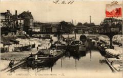Le Canal Saint-Martin 75 Paris 10e