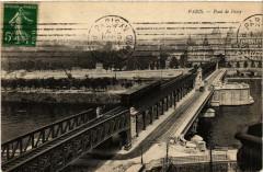 Pont de Passy - Paris 15e