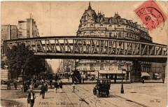 La Rue Lecourbe - Paris 15e