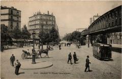 Place Cambronne - Paris 15e