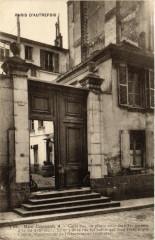 Rue Cassini, 4 - Paris 14e