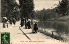 Les Allées du Parc de Montsouris 75 Paris 14e