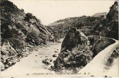 Itxasson Gorges du Pas de Roland France - Asson