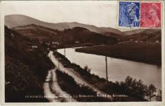 Behobie La Bidassoa, Route de Biriatou France - Biriatou