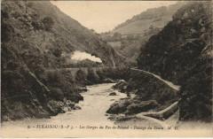 Itxasson Les Gorges du Pas de Roland France - Asson