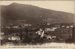 Saint-Jean-Pied-de-Port Vue d'Ispoure - Ispoure