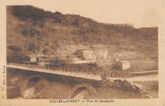 Rocles Laparot Pont De Sarabache - Rocles