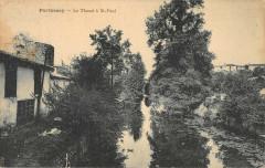 Parthenay Le Thouet A Saint Paul 79 Parthenay