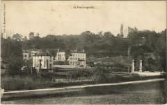 Le Pont suspendu France - Sus