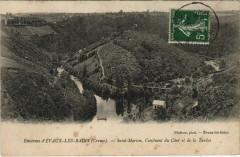 Saint-Marien Confluent du Cher et de la Tardes - Saint-Marien