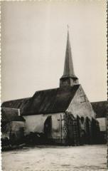 Lourdoueix-Saint-Pierre L'Eglise - Lourdoueix-Saint-Pierre