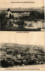 Ecole Libre de Largentiere-Aveize 69 Aveize