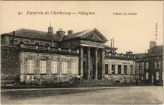 Env. de Cherbourg Valognes Palais de Justice 50 Valognes