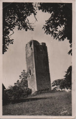 Thonac La tour penchée de la Vermondie - Thonac