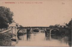 Le pont - Montignac