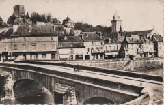 Le pont sur la Vézère - Montignac