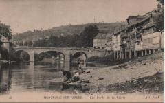 Les bords de la Vézère - Montignac