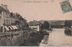Les Quais - Montignac