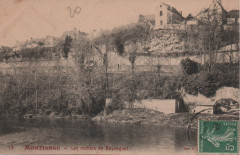 Les rochers de Beynaguet - Montignac