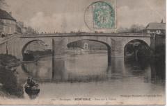 Pont sur la Vézère - Montignac