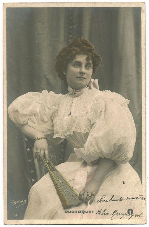 Carte postale ancienne Ducroquet Herradura. 1-4. Photo Ogerau