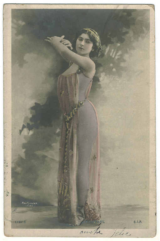 Carte postale ancienne Myrrthal SIP. 170-6. Photo Reutlinger à