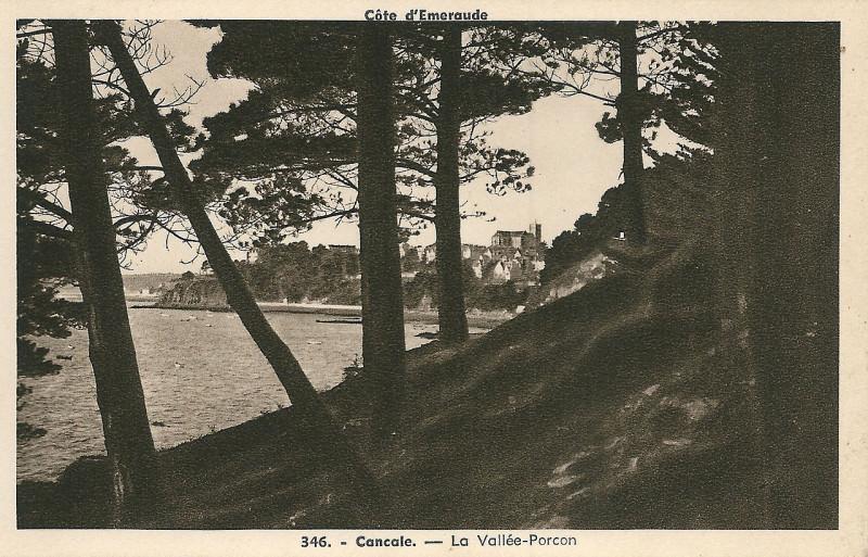 Carte postale ancienne Cancale-Fr-35-carte postale-05 à Cancale