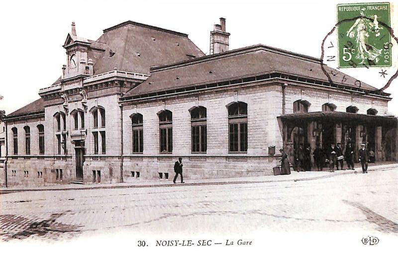 Carte postale ancienne Noisy-le-Sec - CP0654 à
