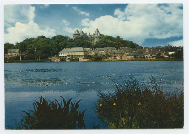Carte postale ancienne 5 - Combourg (I.-et-V.).