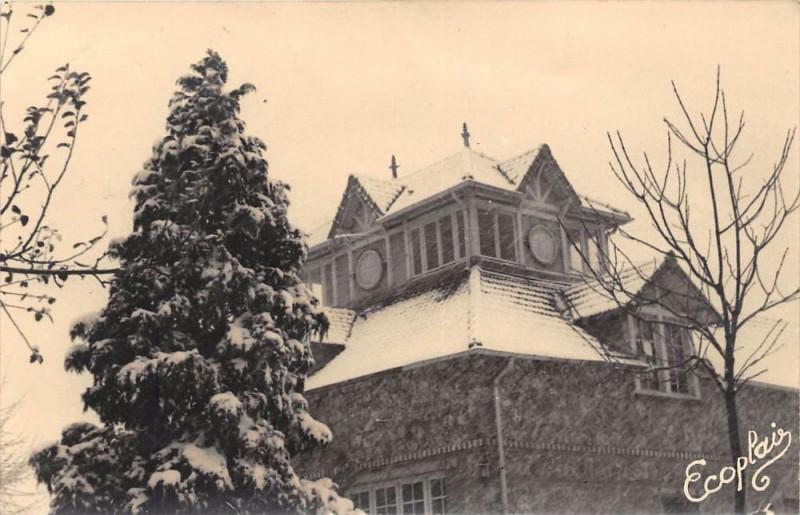 Carte postale ancienne Cruseilles Haute Savoie (cliché rare à Cruseilles