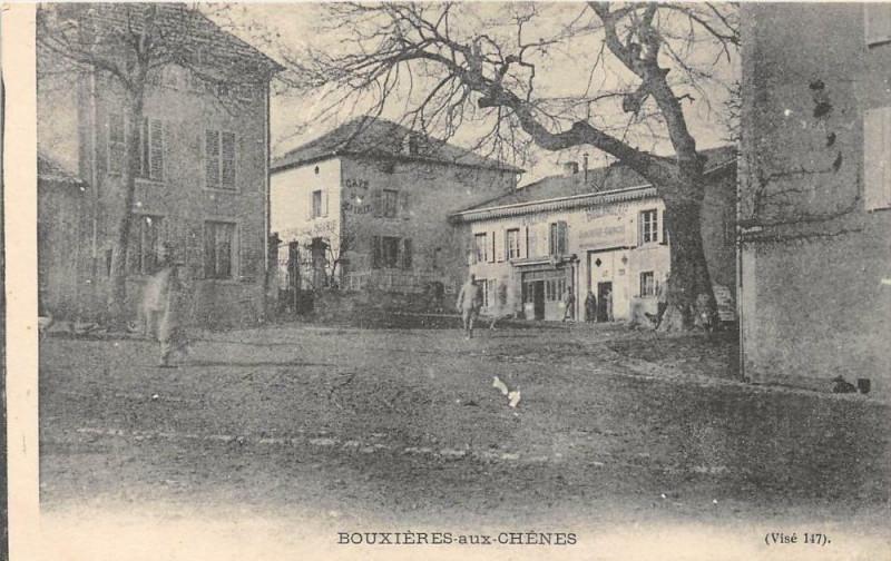 Carte postale ancienne Bouxieres Aux Chenes à Bouxières-aux-Chênes