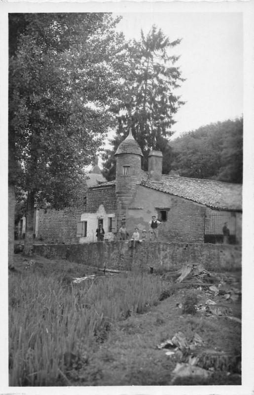 Carte postale ancienne Vivonne La Carliere à Vivonne