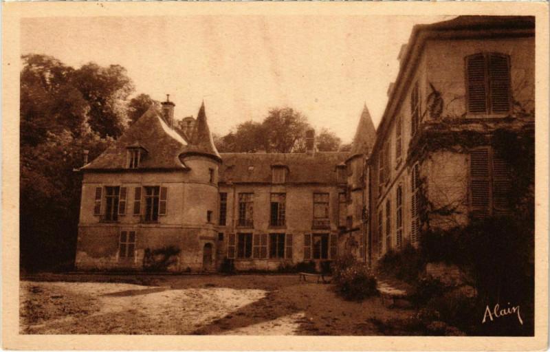 Carte postale ancienne Bethisy-Saint-Pierre - Le Chateau de la Douye à Béthisy-Saint-Pierre