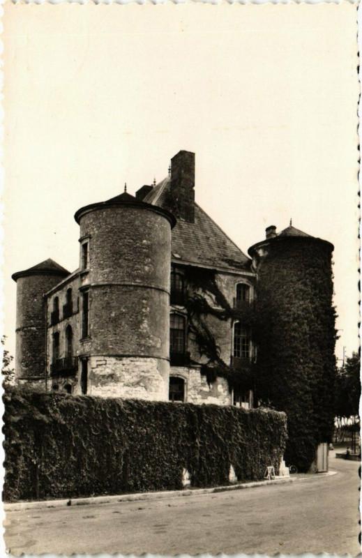 Carte postale ancienne PeyreHorade - Chateau de Montréal à Peyrehorade